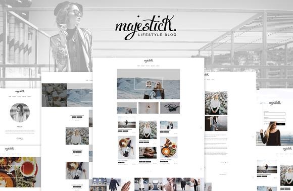 Majestick v1.0 – WP Lifestyle Blog