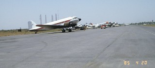 DC3s at Dehli