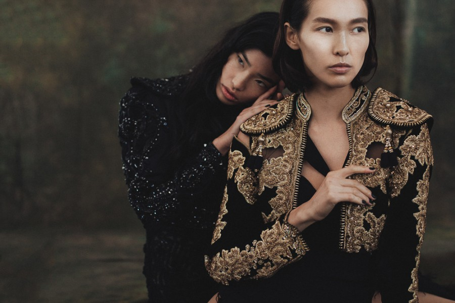 Asian Fashion Editorial