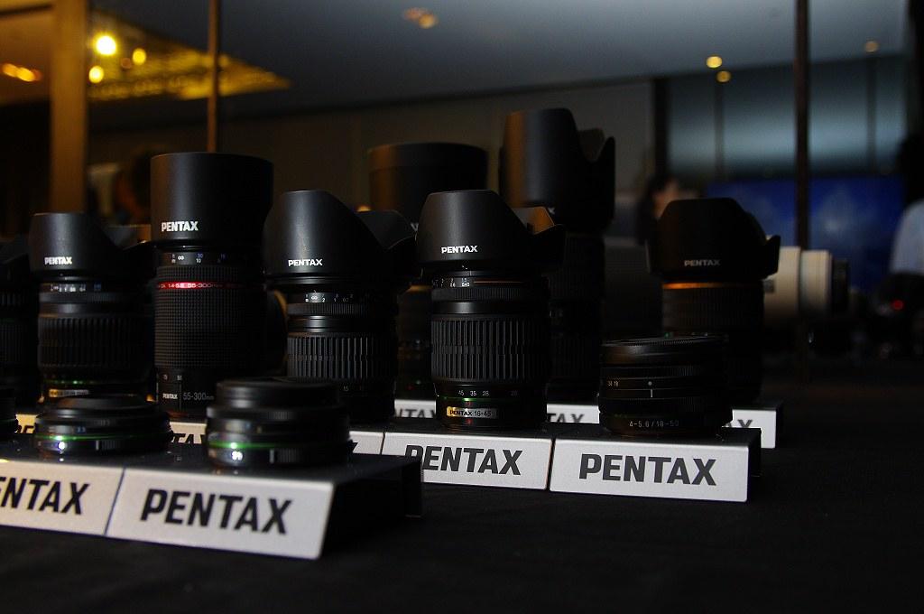 終於來了Pentax K-1 全片幅發表會