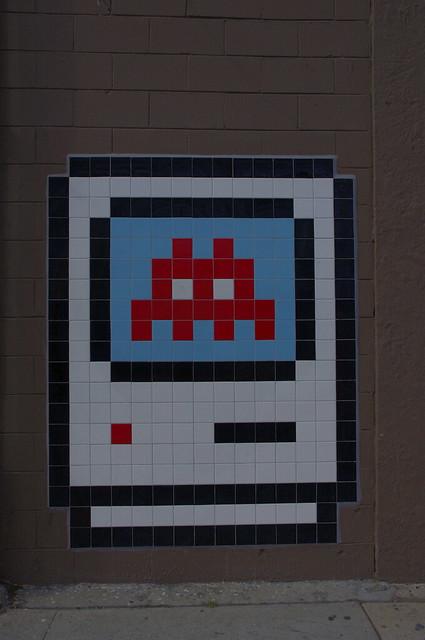 Space Invader - Los Angeles