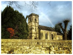 St Pauls Church at Little Eaton Derbyshire