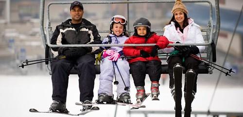 Ski Liberty Family