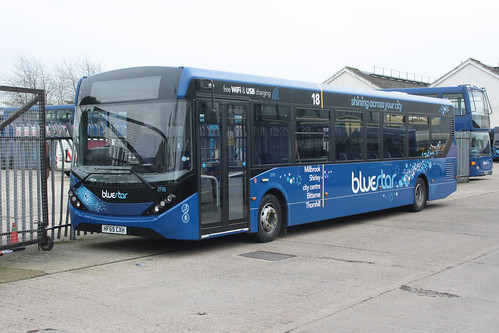 Go South Coast 2735 HF65CXH (Blue Star)