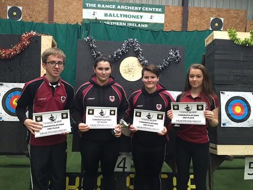 Archery School's Cup 2015