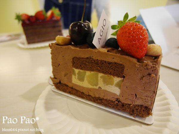 AGIO Chocolates 愛其歐巧克力