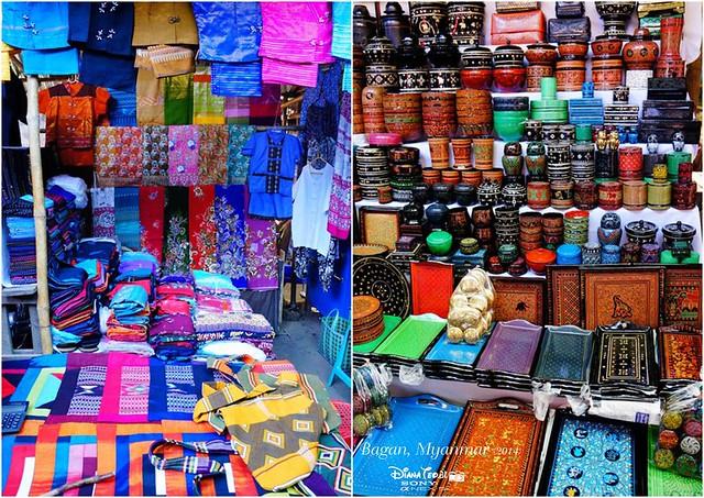 Bagan - Nyaung U Market 03