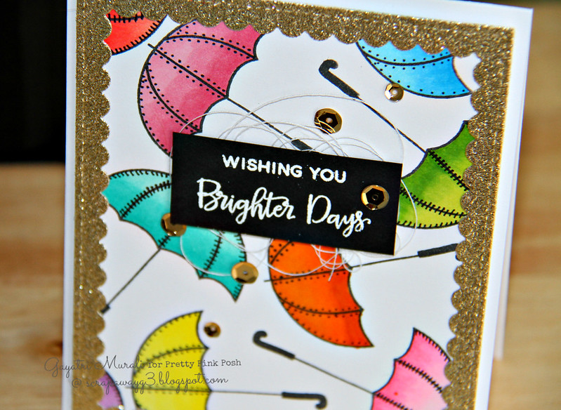 Wishing You Brighter Days closeup