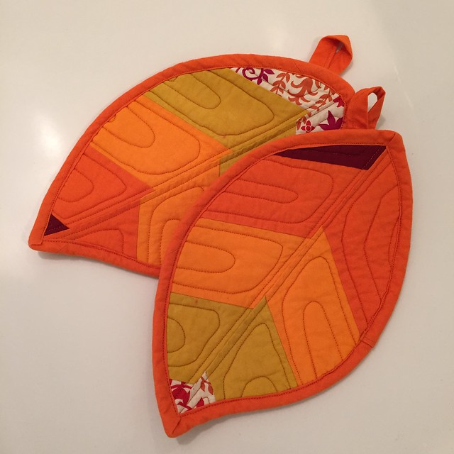 Leaf potholders