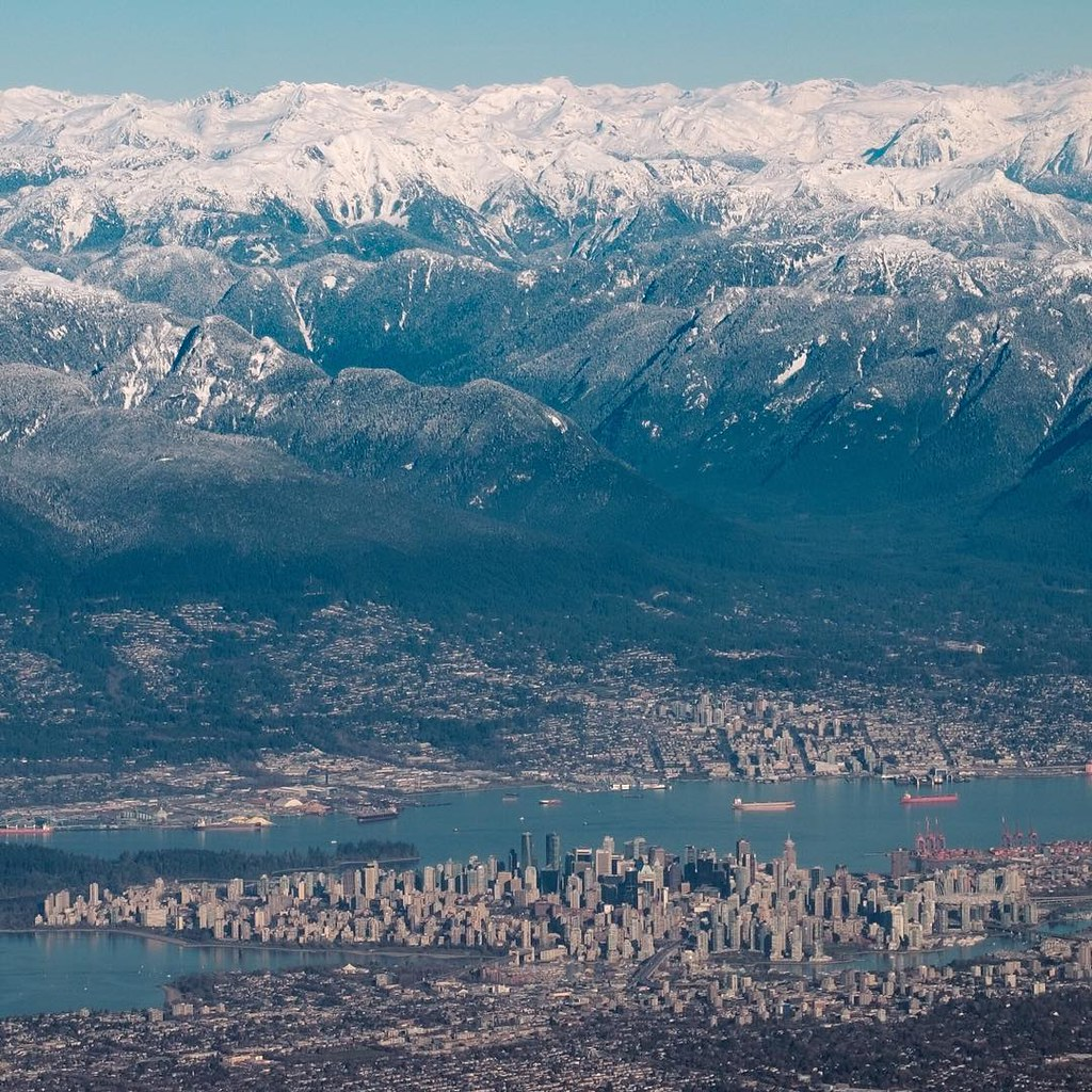 Vancouver Bc Canada: A City On The Edge Of Civilization