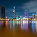 Ho Chi Minh Cityscape by BP Chua