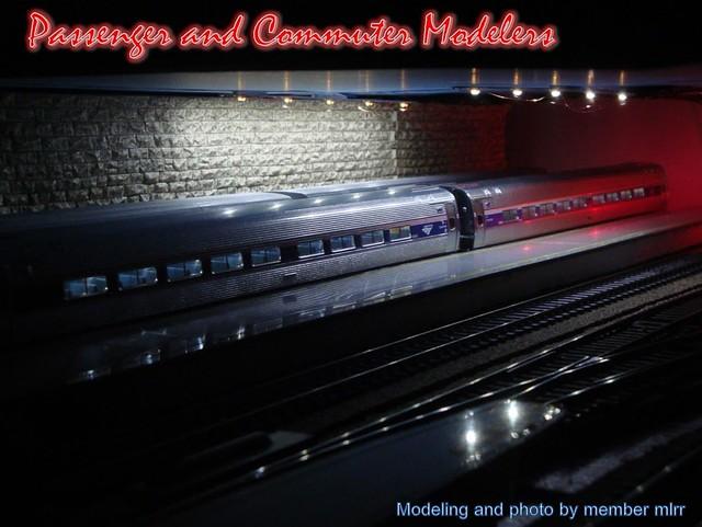 Passenger & Commuter Modelers