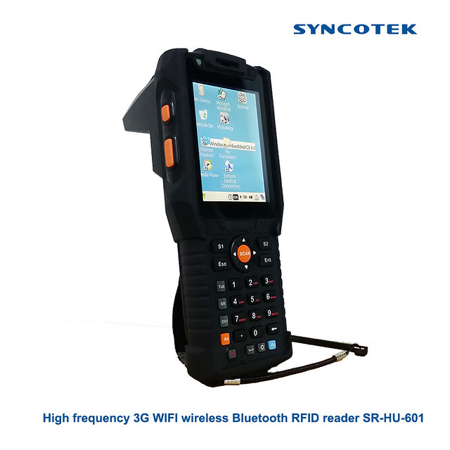 high frequency 3G WIFI wireless Bluetooth RFID reader SR-HU-601