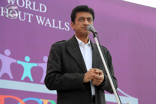 Sushil Gadhiyok from Dubai expresses his views