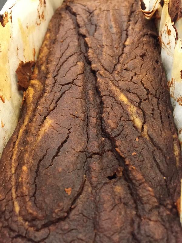 Köksspa - Tigerkaka med vitabönor