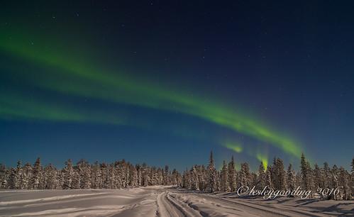 Kiruna tonight
