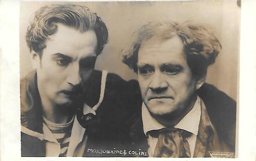 Ivan Mozzhukhin and Nicolas Koline