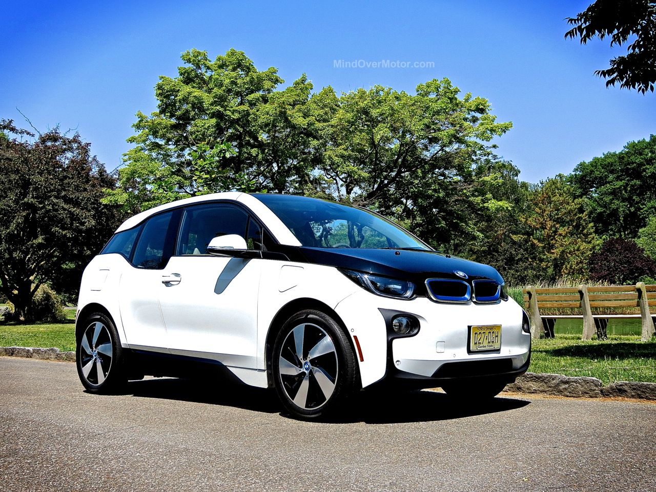 BMW i3 Electric Car Review 1