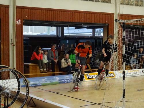 Radball Verbandsliga NRW (Kempen/ St. Hubert)