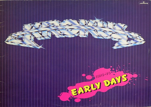 "KROKUS Early Days 1975-78 12"" LP ALBUM VINYL"