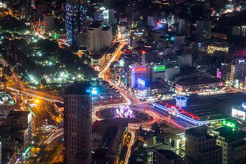 vietnam saigon hochiminhcity saigonskydeck bitexcofinancialbuilding