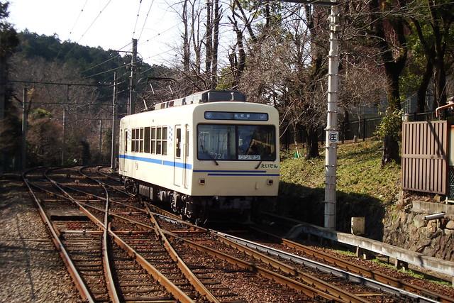 2016/01 叡山電車八瀬比叡山口駅 #07