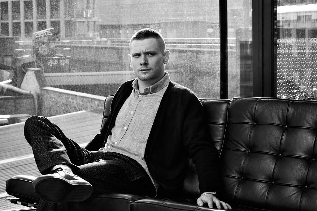 Джек О'Коннелл — Фотосессия для «Mr.Porter» 2016 – 4