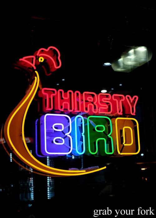 Thirsty Bird, Potts Point