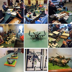 Build Day #AntelopeValleyGroup #IPMS #scalemodelsofinstagram