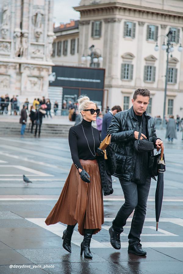 25293674791 5506e1a344 o - Стритстайл недели моды в Милане: Гости Armani Show в объективе Яны Давыдовой