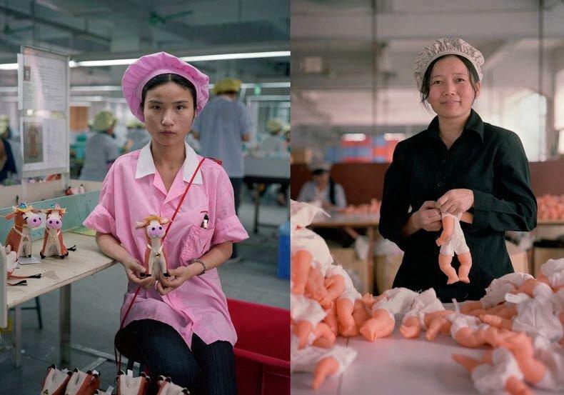 Toy Story︰中國女工與她所製作的玩具5