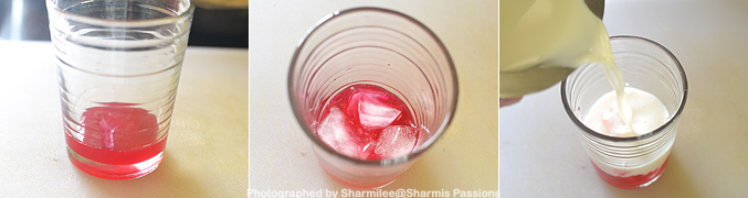 how to make rose syrup