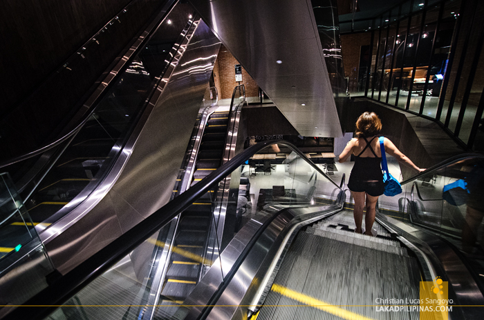 Pentahotel Hong Kong Escalators