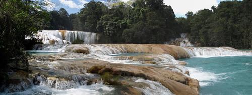 Cascades de Agua Azul