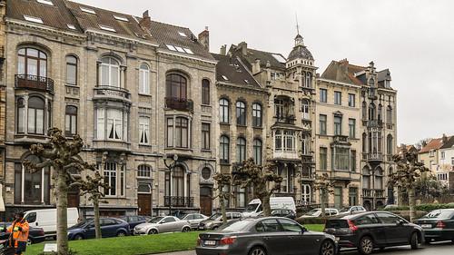 Houses-Schaarbeek