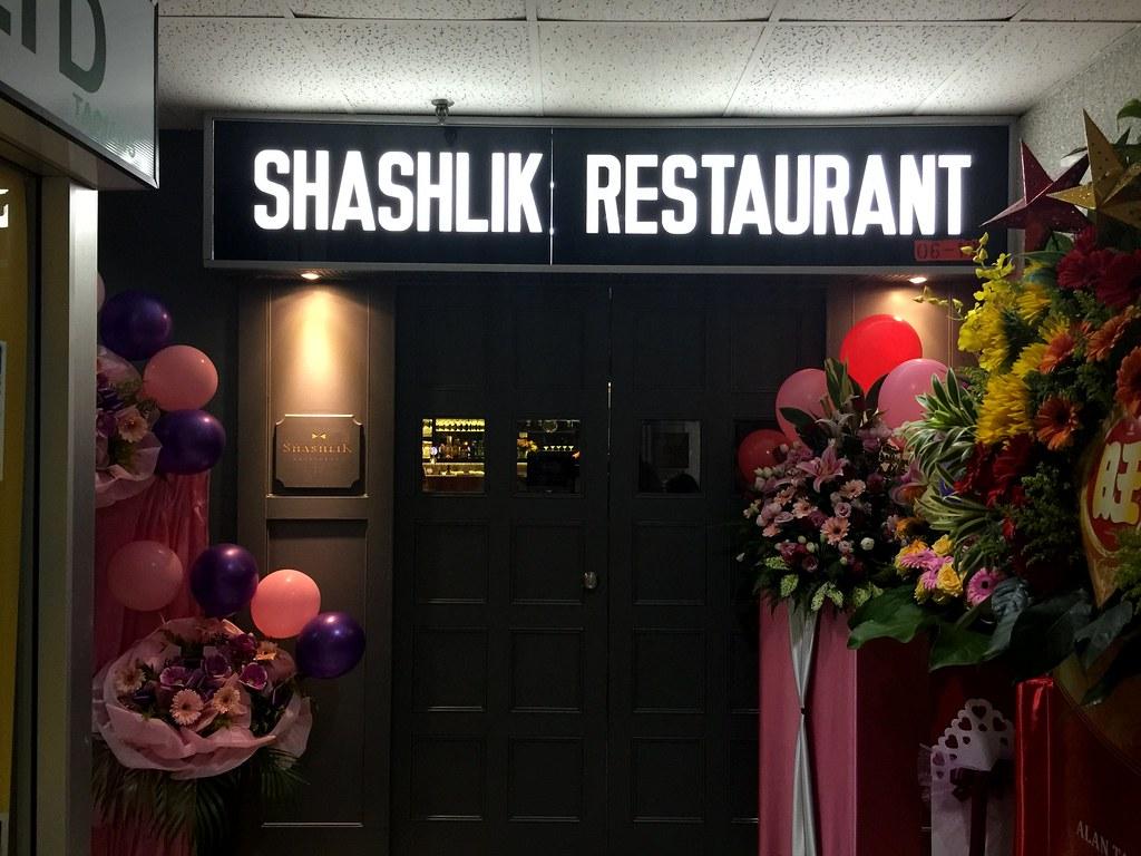Shashlik Restaurant Front