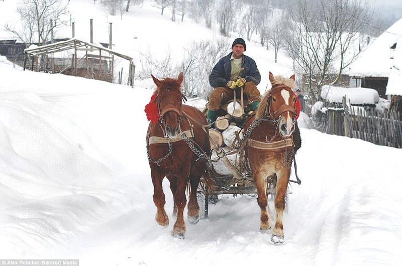 「最後的中世紀地區」- 羅馬尼亞 Maramures County 村莊13
