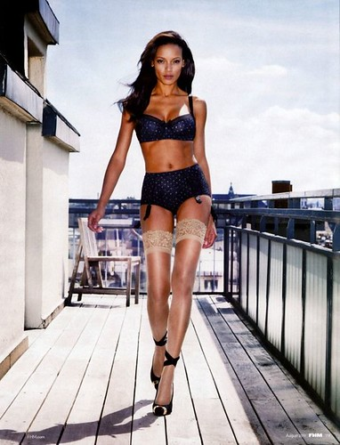 Selita Ebanks - Model