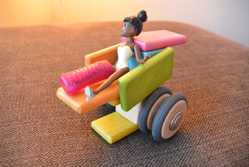 doll wheelchair