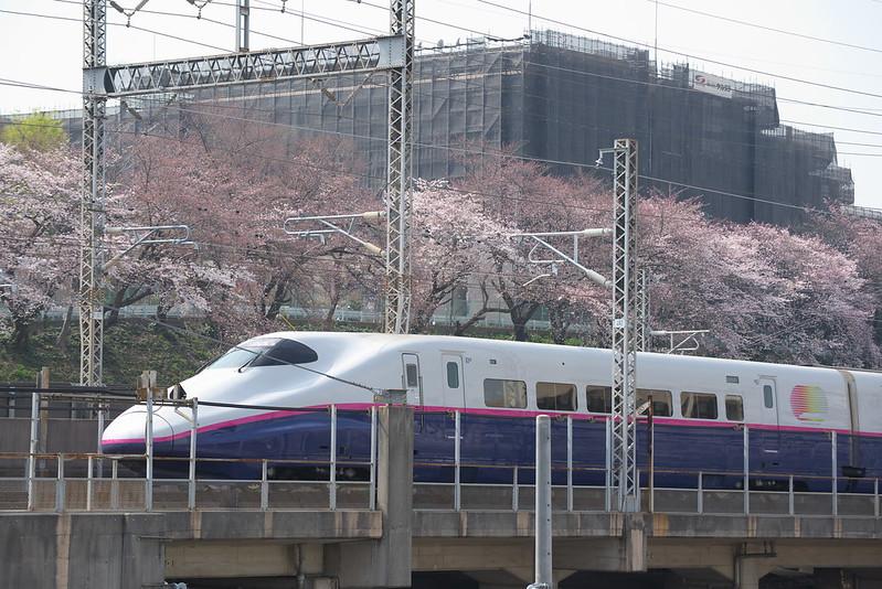 Tokyo Train Story 東北新幹線 2016年3月31日