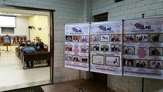 Conferência Regional da AMI em Guarulhos SP