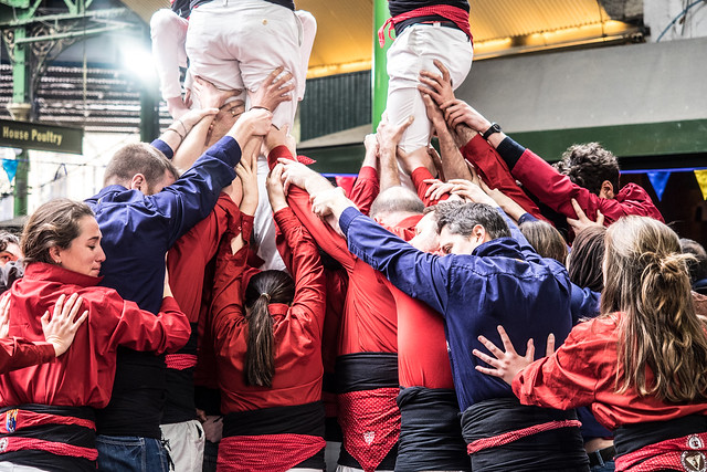Castellers of London