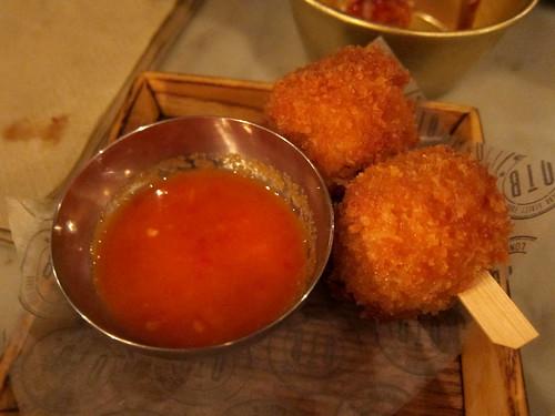 Kimchi Arancini