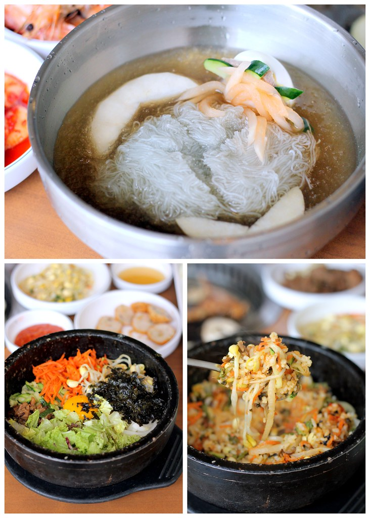 Korean BBQ Singapore: Ju Shin Jung Cold Noodles And Bibimbap