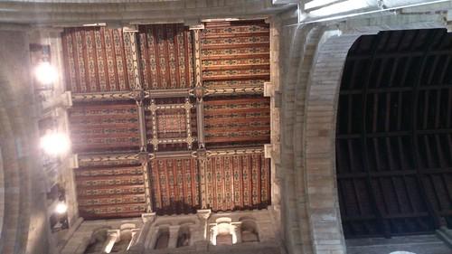 Ceiling, Romsey Abbey