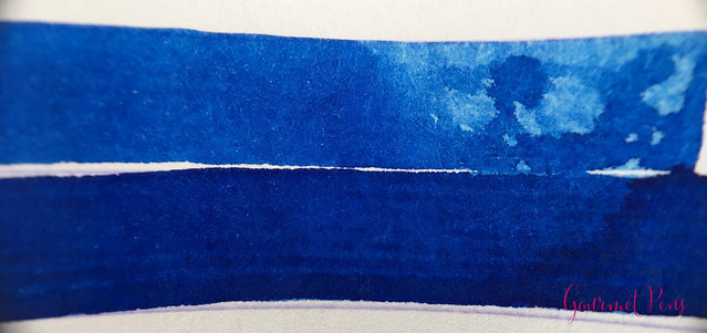 Ink Shot Review Diamine 150th Anniversary Blue Velvet @AppelboomLaren