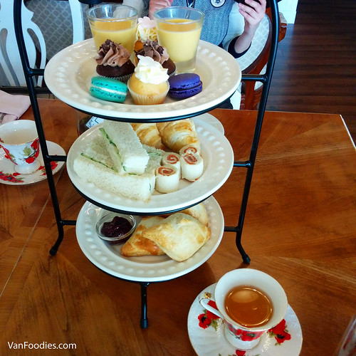 High Tea at Cakes n Sweets