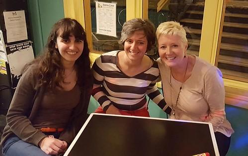 Talia, Katie & I in Lincoln