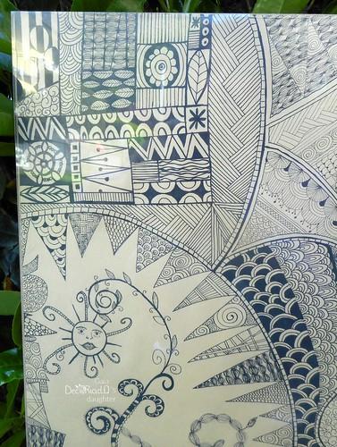 quadro zentangle 4