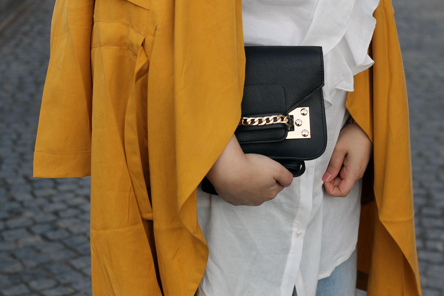outfit-look-style-gelber-mantel-tasche-primark-modeblog